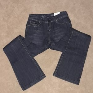 Nwt size 0 regular bootcut 312 the limited jeans